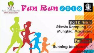 KSP Panca Mandiri Sejahtera Fun Run 2018