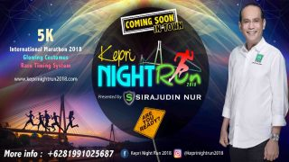 Kepri Night Run 2018