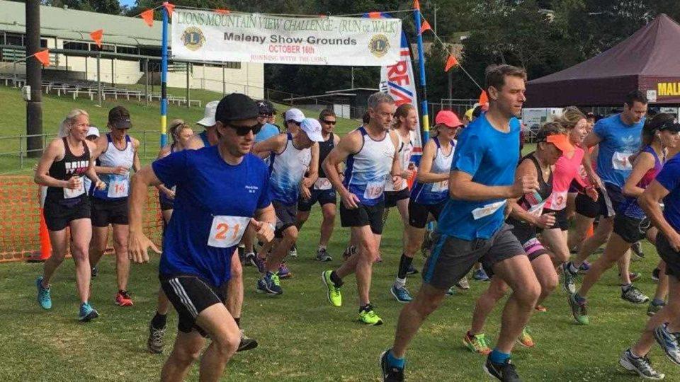 Maleny Runfest 2018