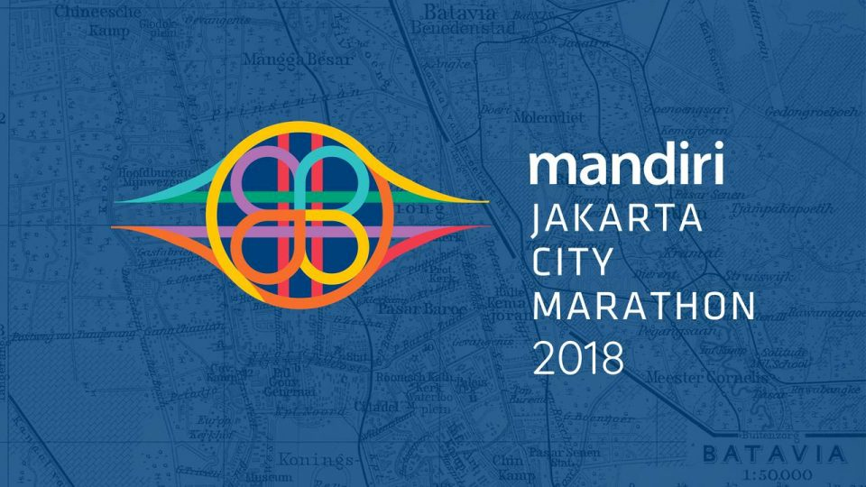 Mandiri Jakarta City Marathon 2018