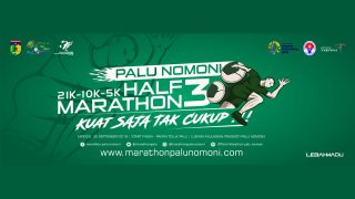 Marathon Palu Nomoni 2018