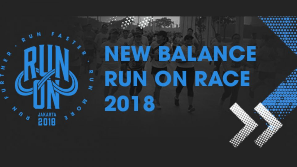 New Balance RUN ON 2018 1280
