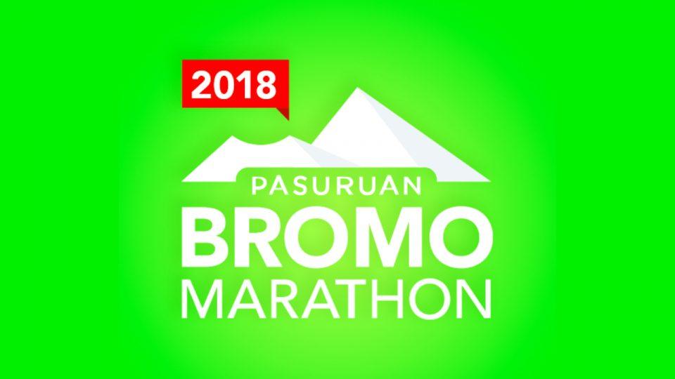 Pasuruan Bromo Marathon 2018