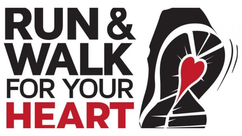 Run and Walk For Your Heart 2018