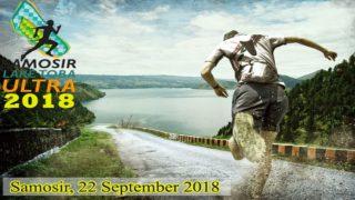 Samosir Lake Toba Ultra 2018