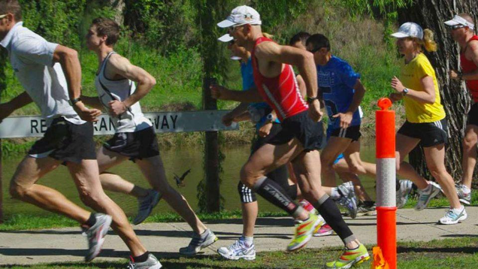 Sapphire City River Run 2018