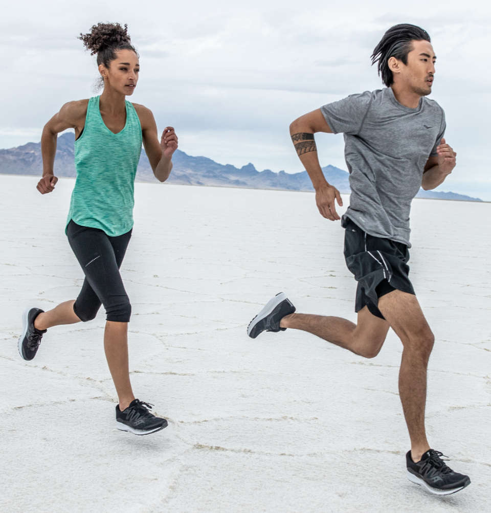 New Saucony Ride ISO: It's a Performance and Style Shoe-In!