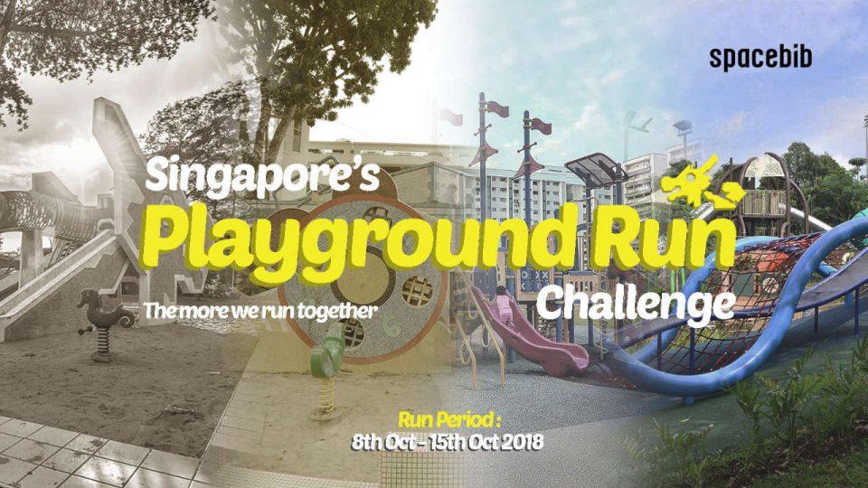 Singapore's Playgrounds Run Challenge 2018