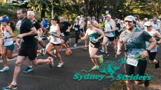 Sydney Striders 10K Series 2018