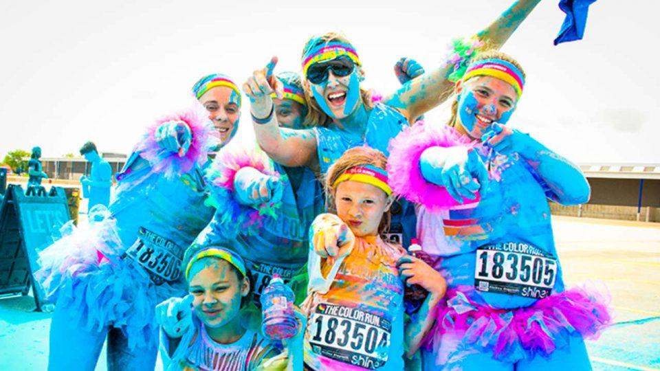 The Color Run Sydney 2018