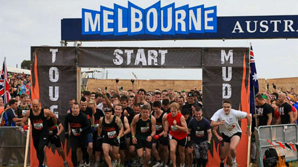 Tough Mudder: Melbourne