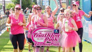 Triathlon Pink & Fun Run Pink: Brisbane