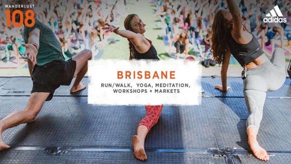 Wanderlust 108: Brisbane