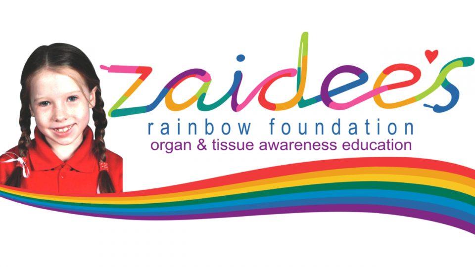 Zaidee's Rainbow Powder Stomp: Bellarine
