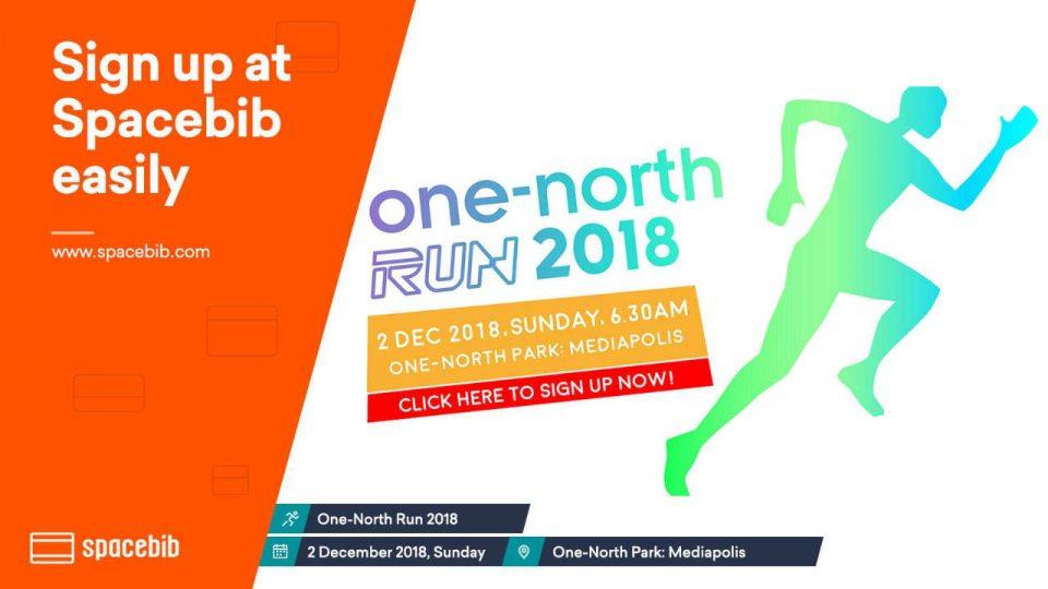 one-north Run 2018