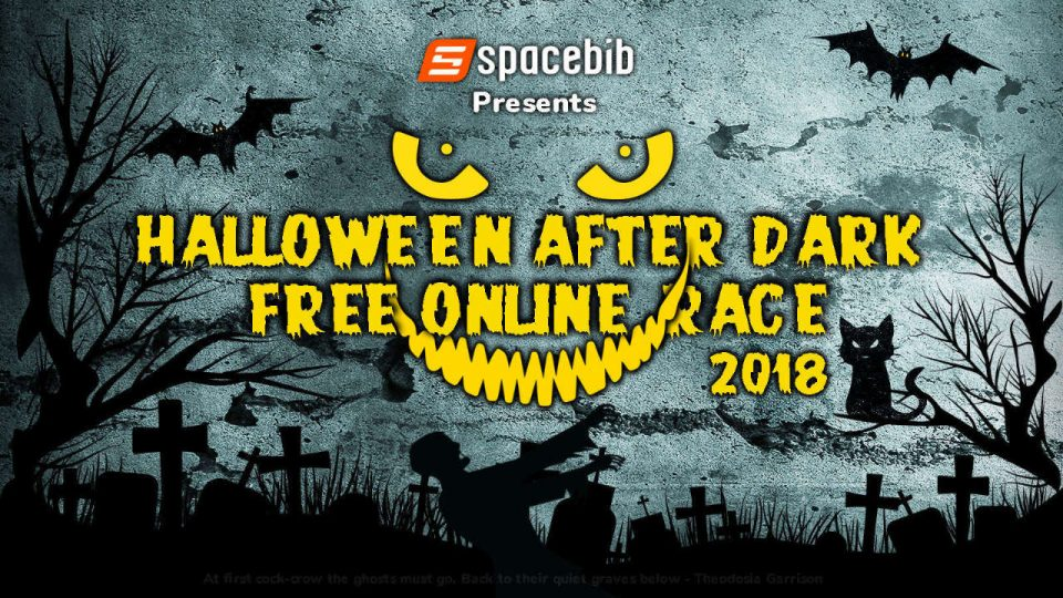 Halloween After Dark Free Online Race 2018