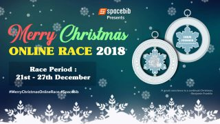 Merry Christmas Online Race 2018