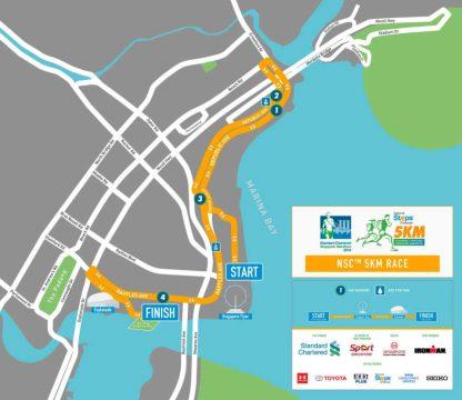 Standard Chartered Singapore Marathon 2018