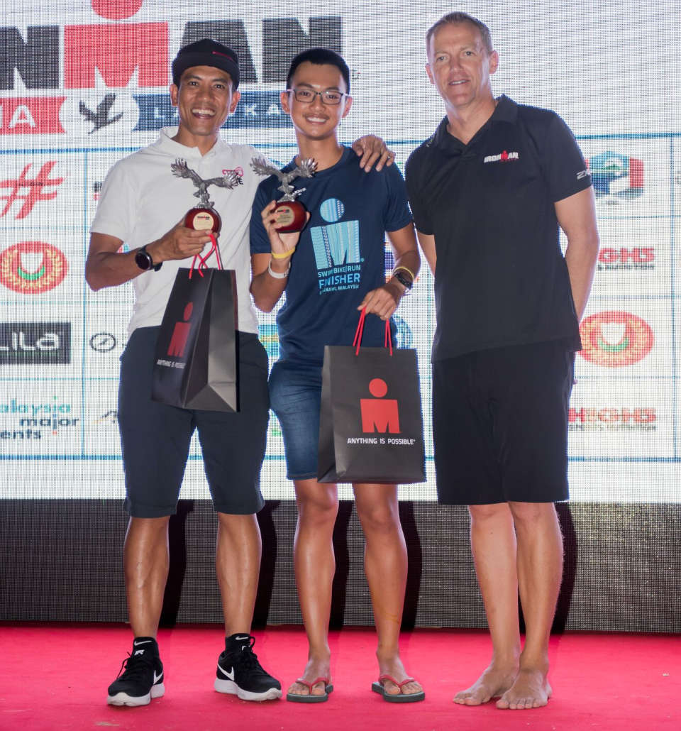 The Youngest Malaysian EVER to Qualify for IRONMAN!