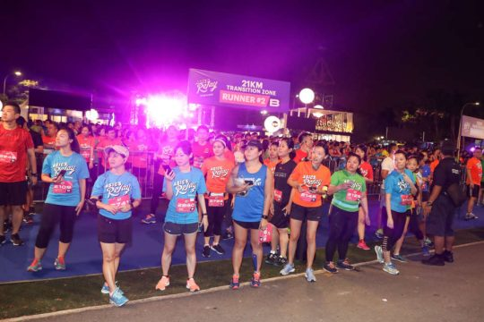 What Happened at the ASICS Relay Singapore 2018!