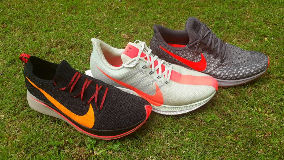 Do You Wear The Same Shoes for Training and Racing?