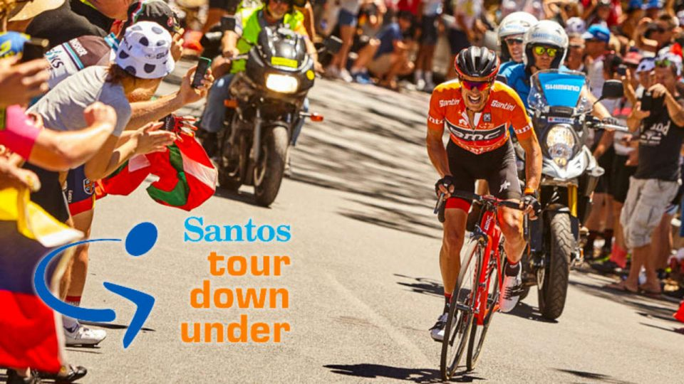 Elite Men's Santos Tour Down Under