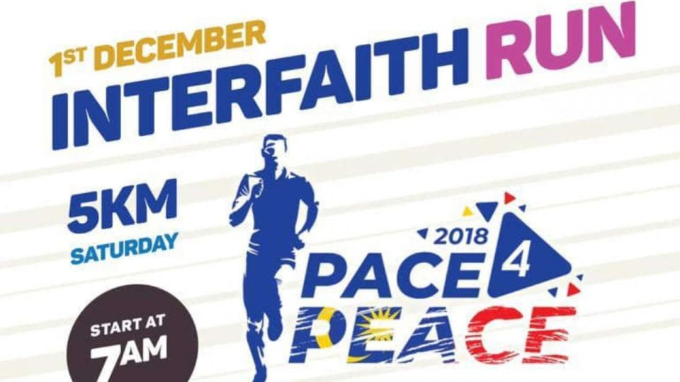 Interfaith Run: Pace4Peace 2018