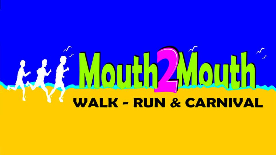Mouth2Mouth Run/Walk and Carnival