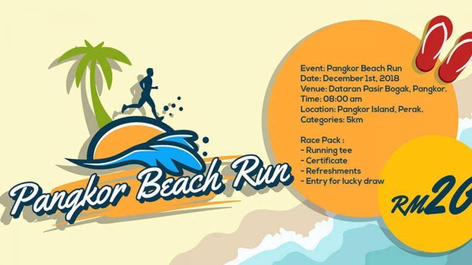 Pangkor Beach Run 2018