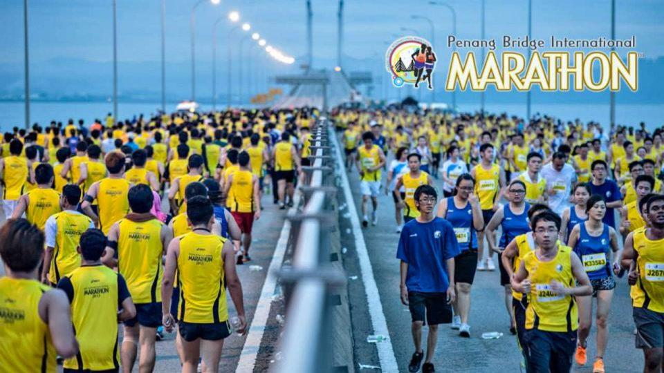 Penang Bridge International Marathon