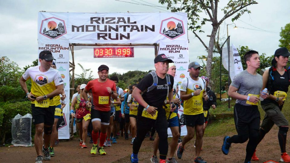 Rizal Mountain Run 2019
