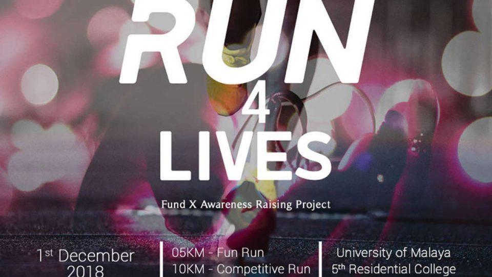 Run 4 Lives 2018