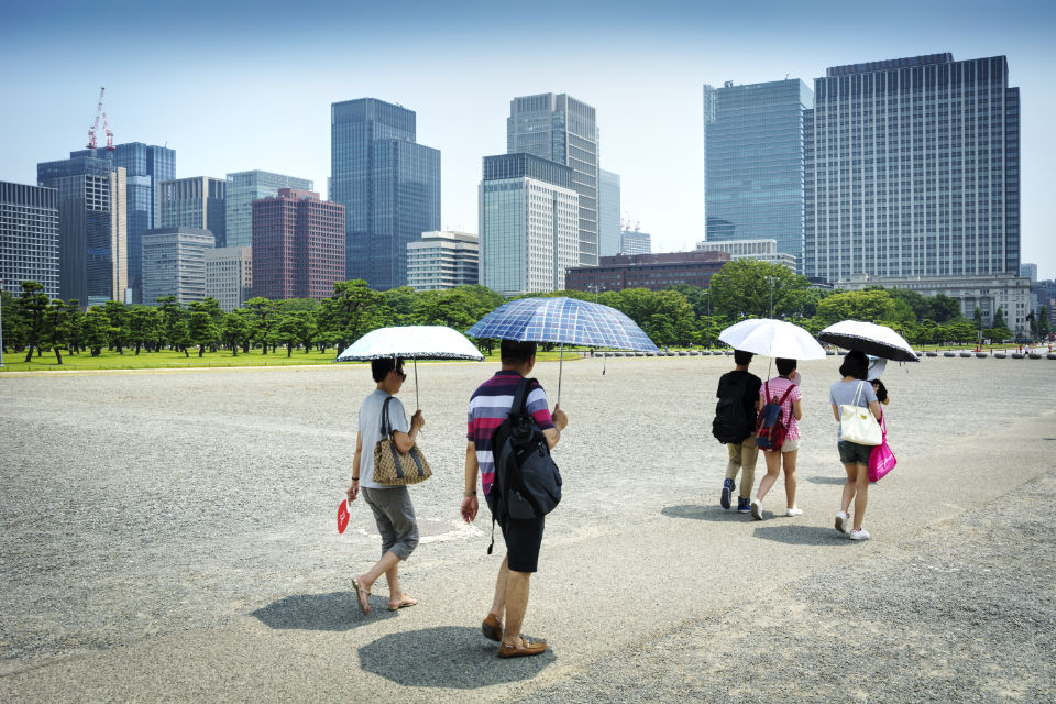 Doctors Say Japan Could Be A Dangerous Place to Run in The Day Due to Heat