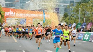 More than 250 runners caught cheating at Chinese half marathon