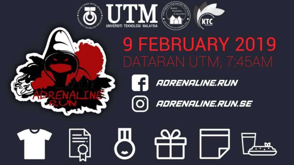 Adrenaline Run 2K19 – Smoke Edition