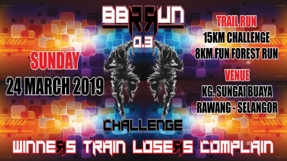BBR Run 0.3 Challenge 2019