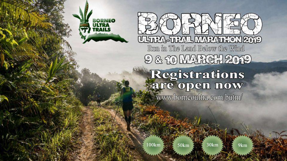 Borneo Ultra Trail Marathon 2019 (BUTM 2019)