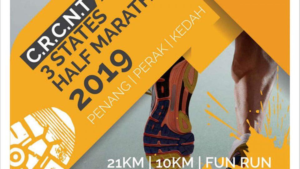 CRCNT 3 – States Half Marathon 2019