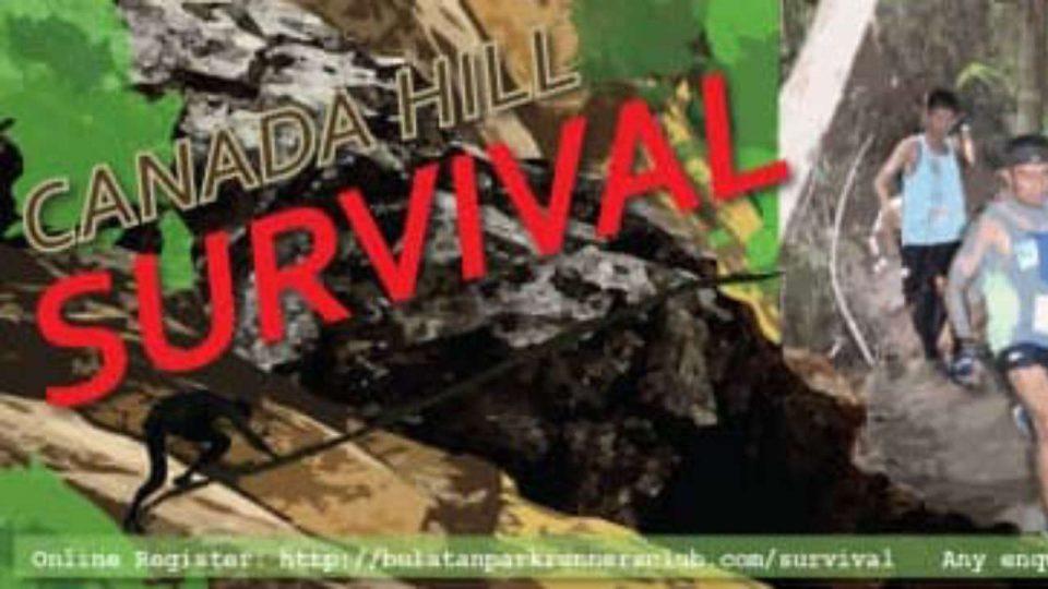 Canada Hill Survival 2019