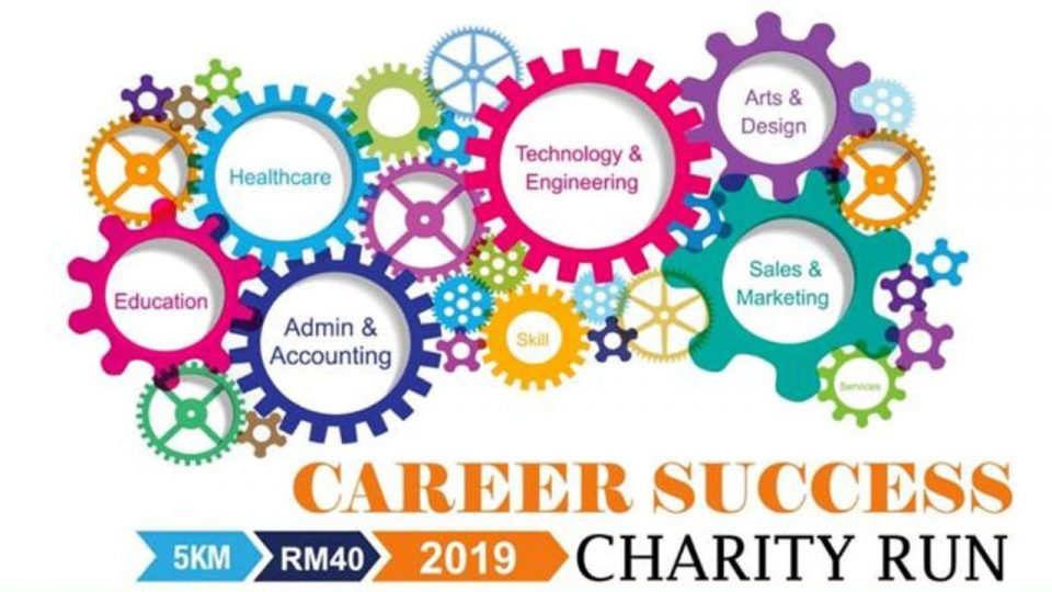 Career Success Charity Run 2019