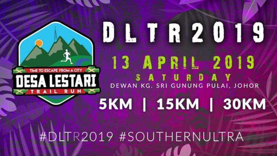 Desa Lestari Trail Run 2019