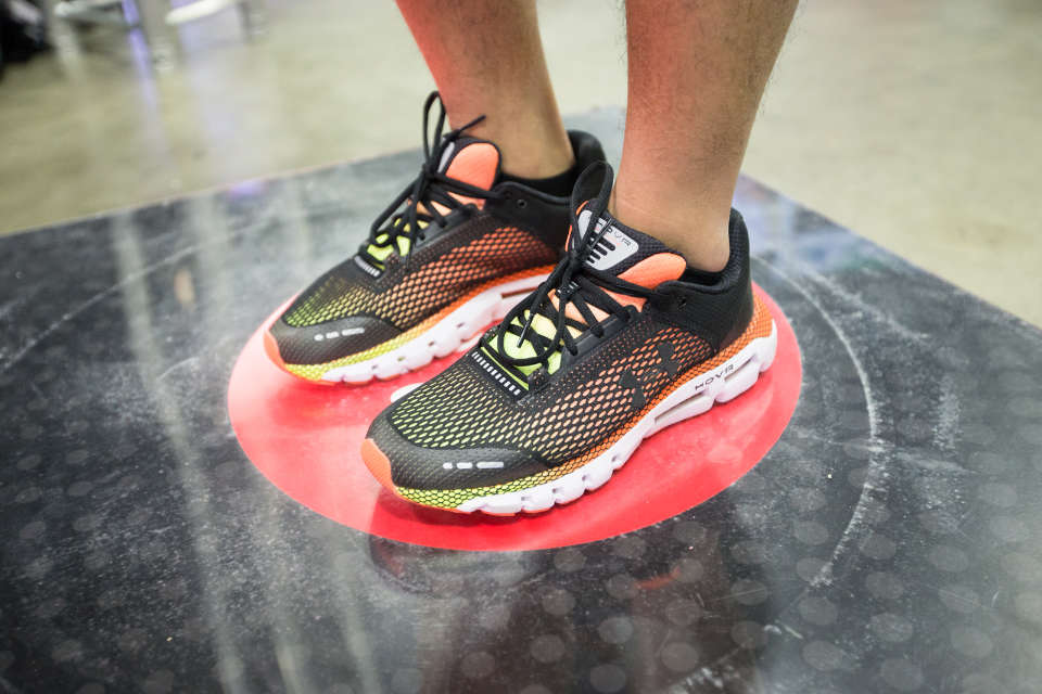 Groundbreaking Technology Incorporated With Under Armour's New HOVR Infinite!