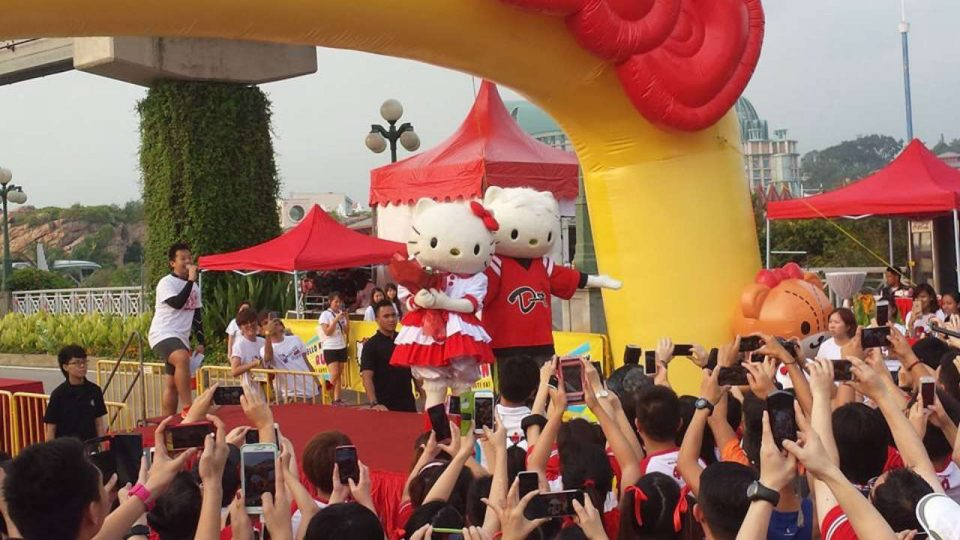 Hello Kitty Run Singapore