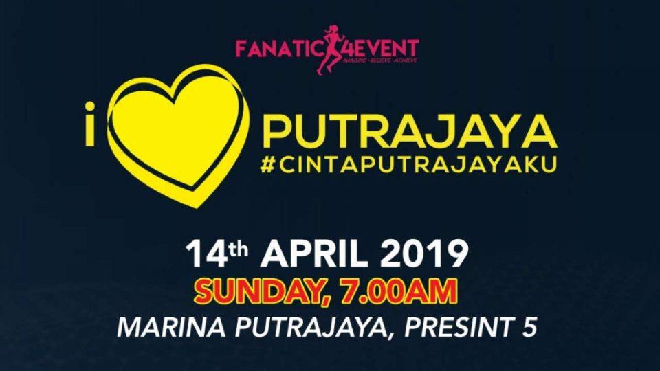 I Love Putrajaya Run 2019