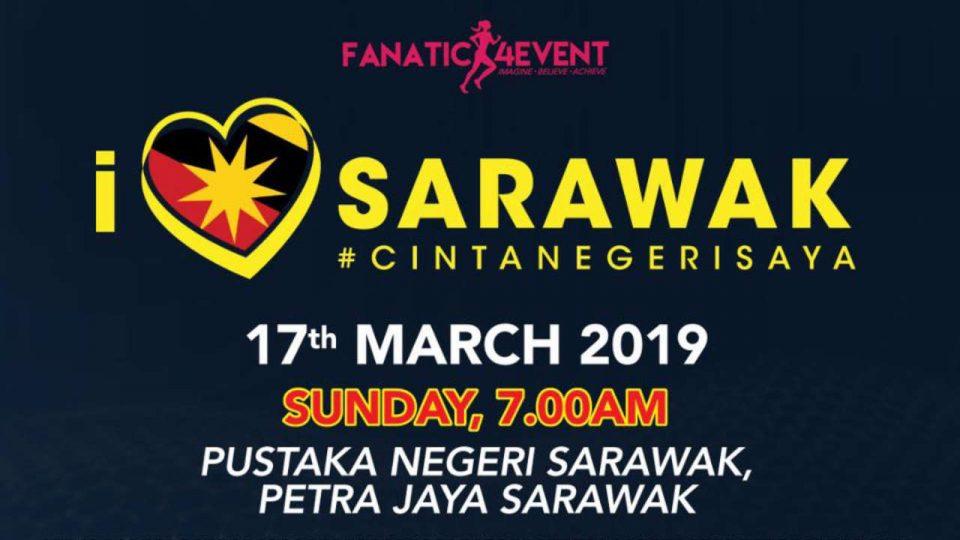 I Love Sarawak Run 2019