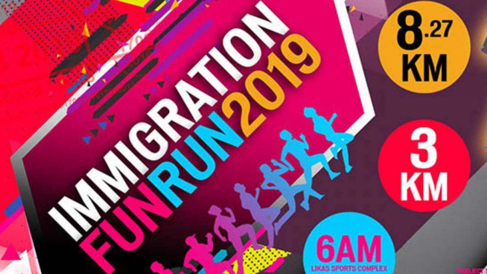 Immigration Fun Run 2019