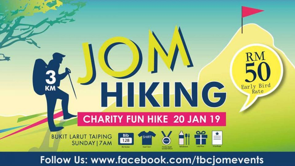 Jom Hiking 2019
