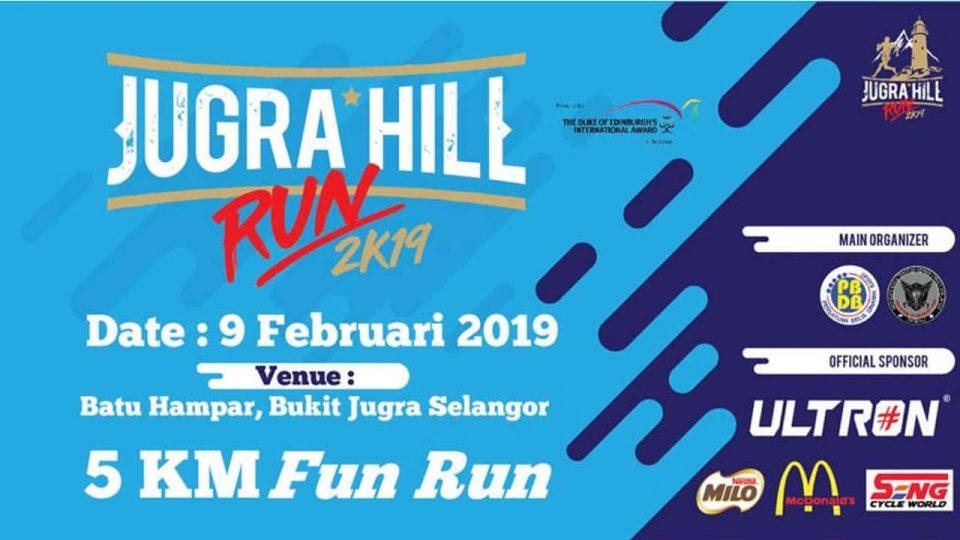 Jugra Hill Run 2K19