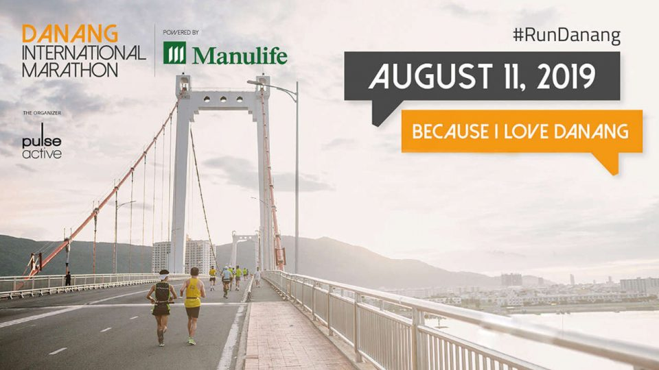Manulife DaNang International Marathon 2019