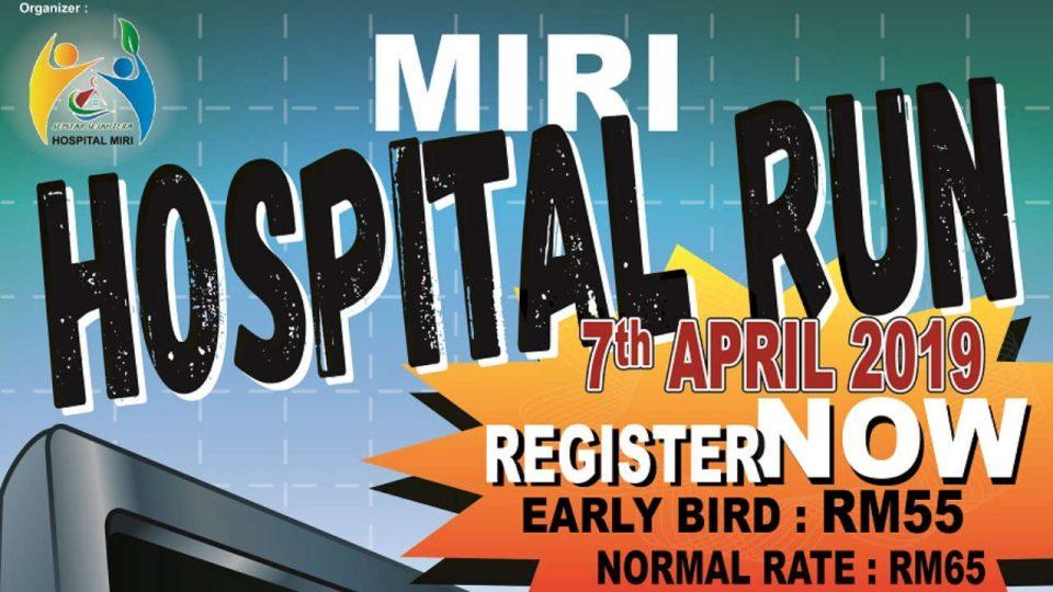 Miri Hospital Run 2019